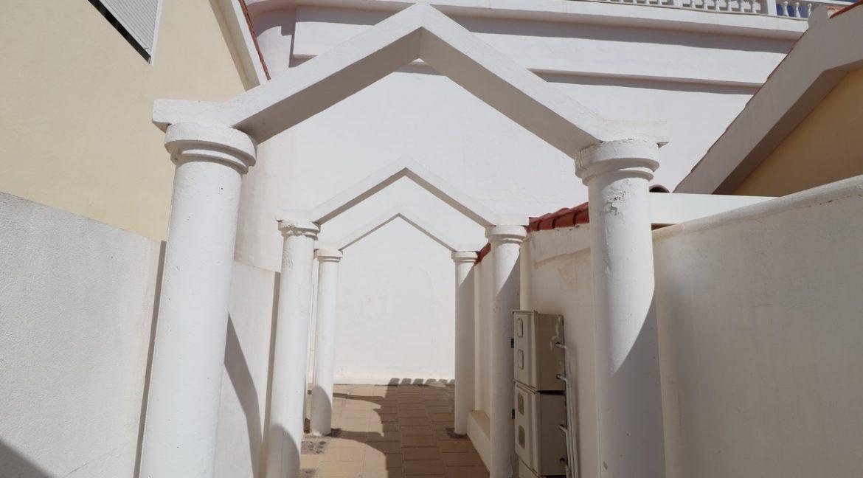 entrance complex