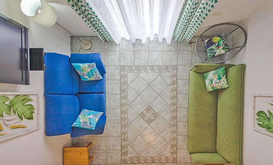 14 LWP2314 1 dormitorio Parque Santiago 2_Vivienda Bali